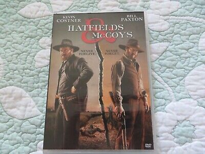 Anamorphic Widescreen 2-Disc Set DVD: HATFIELDS & MCCOYS (Preowned;NR)