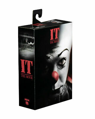 """NECA IT (1990) PENNYWISE (Version 2) 7"""" Scale Ultimate Action Figure"""
