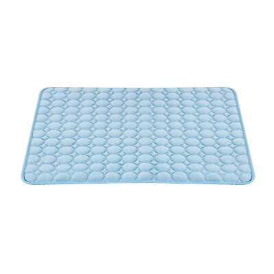 1pc Pet Cooling Blanket Summer Breathable Dogs Sleeping Mat Cool Pad for Outdoor