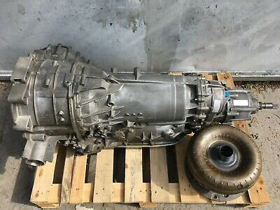 Audi A8 4H 4.2 Tdi Automatic Gearbox 8 Speed Gearbox Oem 1091401038 2010-2014