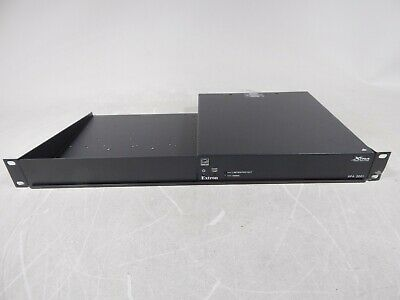 Extron XPA 2001 70V Xtra Power Amplifiers with Rackmount Tray AS-IS