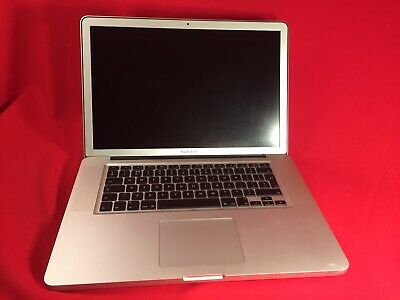 apple macbook pro 15 Inch And Charger