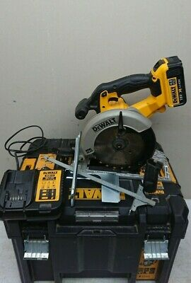 Dewalt DCS391 18v XR li-ion Circular Saw Set
