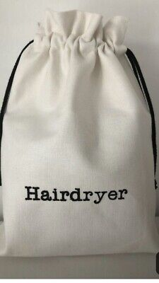 Hairdryer Bag Storage Bag Luggage Travel  Fits Ghd Dyson Supersonic