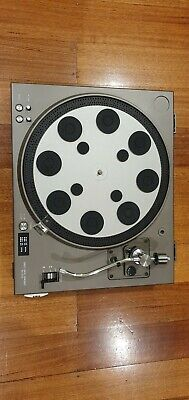 Vintage Sony Ps-4750 high end turntable