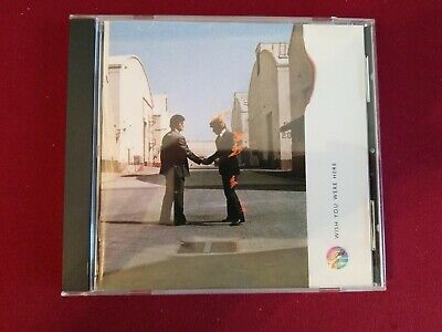 Wish You Were Here by Pink Floyd (Music CD, Aug-1994, Pink Floyd) Remastered