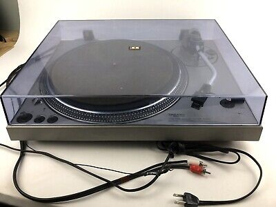 Panasonic Technics SL1700 SL-1700 Direct Drive Automatic Turntable System MH
