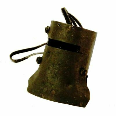NED KELLY car mirror hanger Miniature Helmet - Australiana