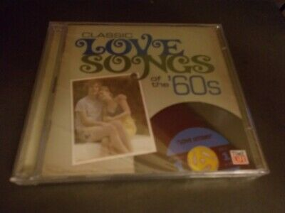 """Classic Love Songs Of The 60'S """"Love Letters"""" Cd Brand New Sealed"""