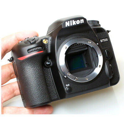 Nikon D7500 DSLR Camera Body Only(Multi) Ship from EU garant