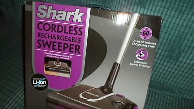 Shark Cordless V3700 Rechargeable Sweeper BRAND NEW AND BOXED,VERY CHEAP