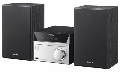 Sony CMT-SBT20B Mini-HiFi System w/ CD Bluetooth DAB+ FM Radio