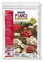 FIMO clay mould Roses