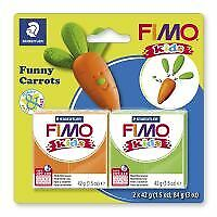 Kids Clay model set by FIMO carrots