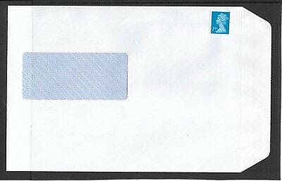 "100 PRE- STAMPED ""WINDOW"" ENVELOPES ""SELF SEAL"" 2nd CLASS, SIZE C5"