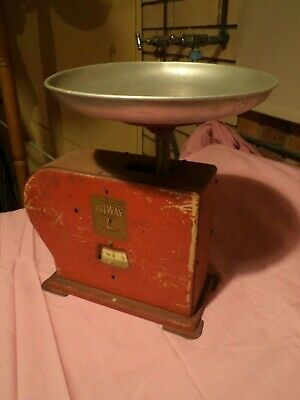 SCALES KITWAY made in Britain 1940's?