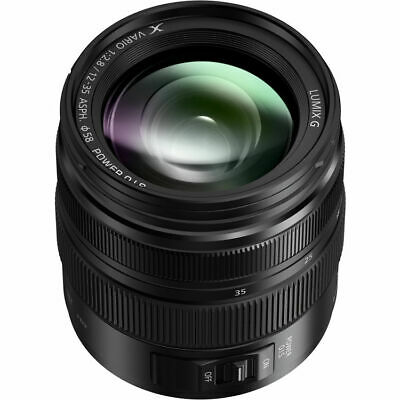 NEW Panasonic Lumix G X Vario 12-35mm f/2.8 II ASPH - UK NEXT DAY DELIVERY