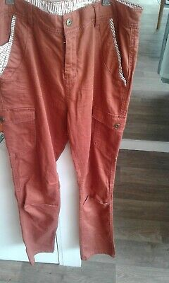 Boys Vertbaudet trousers age 14