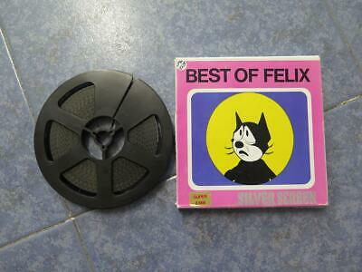 Best Of Félix-Tres Cortos Clásicos- Otto  Messmer ,Película  Super 8 Mm Retro
