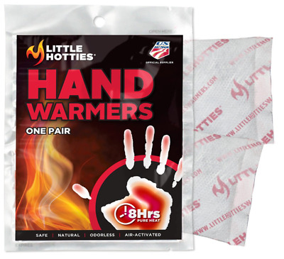 Little Hotties Hand Warmers Winter Season Pocket Heat Gloves Pairs of 1 to 40