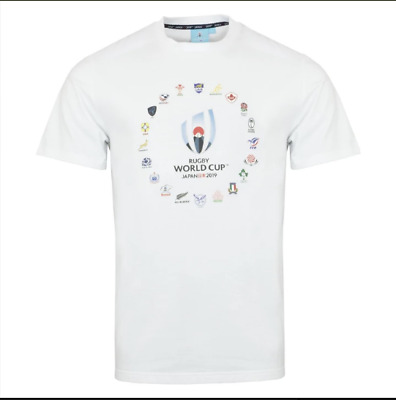 England Wales Ireland Scotland Official Rugby Union  Japan World Cup 2019 Tshirt