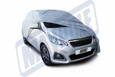 Small Breathable Car Cover