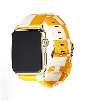 Luxury Genuine Leather Watch Band Strap For Apple iWatch 5/4/3/2 40MM/44MM
