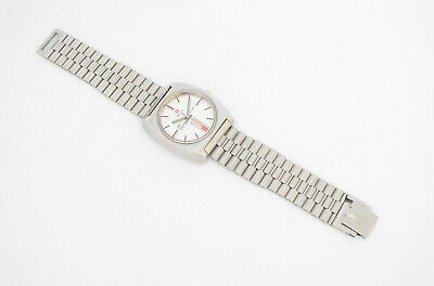 Felca New Frontier Vintage Seventies Stainless Steel Automatic Watch + NSA Strap