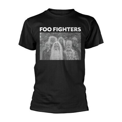 Foo Fighters: Old Band (T-Shirt Unisex Tg. XL)