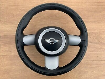 Genuine MINI Cooper R50 R52 R53 SPORT Complete Steering Wheel V