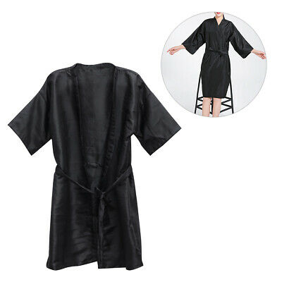 1pc Salon Guest Robe Portable Hot Dyeing Beauty Hair Care Art Product Cloth Cape