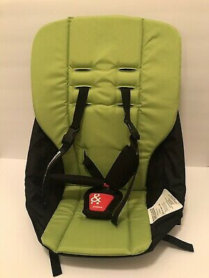 Phil & Teds Dash Double Kit (seat only) EUC