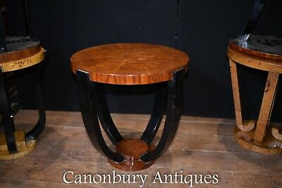 Deco Side Table - 1920s Interiors