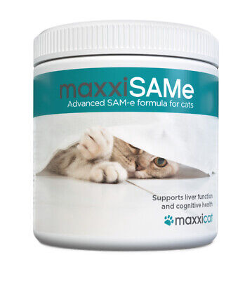 SAM-e supplement for cats - maxxiSAMe supports liver, joint & cognitive function