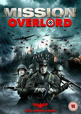 Mission Overlord - Dvd **New Sealed** Free Post**