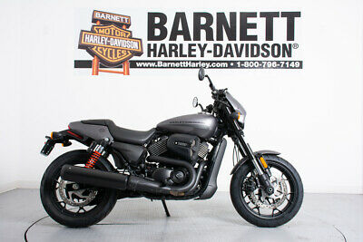 2017 Other Makes Street XG750A 2017 HARLEY Street XG750A Used P15013 CHARCOAL DENIM