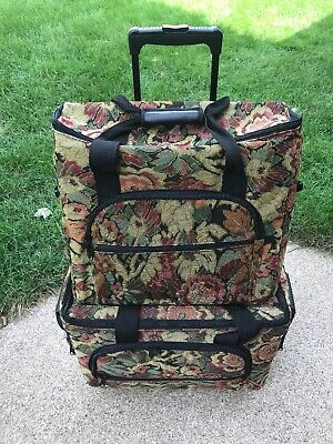 Bernina Tapestry Sewing Machine and Embroidery Machine Roll Carrying Case - NEW
