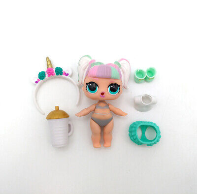 LOL Surprise Doll Confetti Pop New Series 3-012 UNICORN Big Sister Color Change
