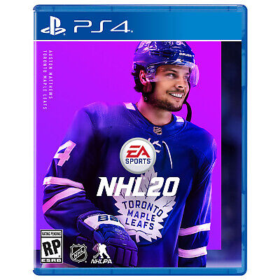 NHL 20 PS4 [Brand New]