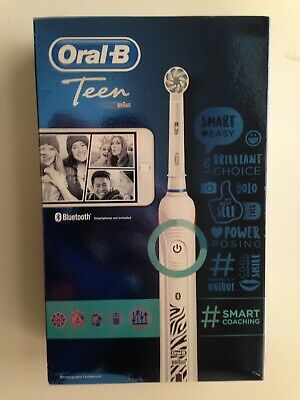 **NEW** Oral-B TEEN Electric Rechargeable Toothbrush
