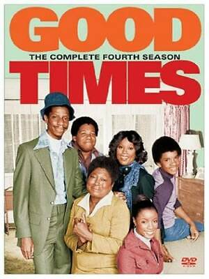 Good Times - The Complete Fourth Season - DVD - VERY GOOD
