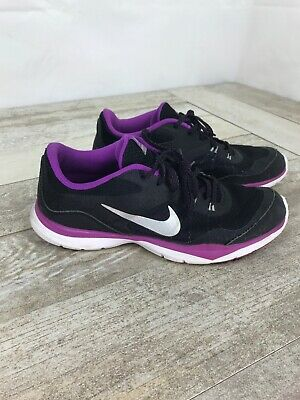 NIKE FLEXTR5 SNEAKERS Shoes Womens 8 Style: 724858 Free Ship