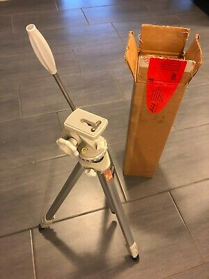 Vintage Linhof Tripod Model 003310 with Original Box