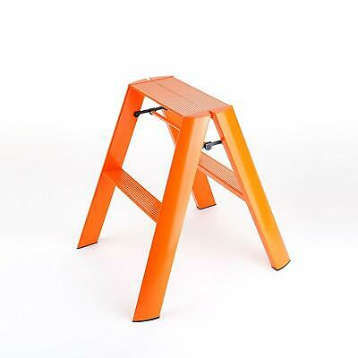 Stupendous Supreme Lucano Step Ladder Authentic Fw18 Box Logo Aluminum Caraccident5 Cool Chair Designs And Ideas Caraccident5Info