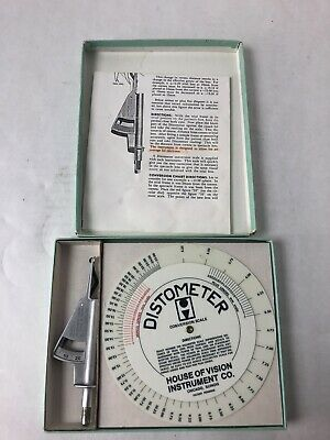 Vintage Distometer Tool HOVOCO House Of Vision