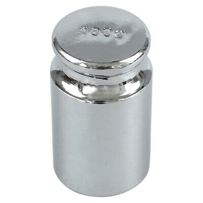 100 Gram Chrome Scale Calibration Weight Y7Y4