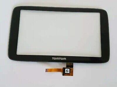 Touch Screen Digitizer Glass Replacement Part for TomTom Via 53
