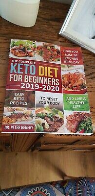 The complete Keto diet book for beginners