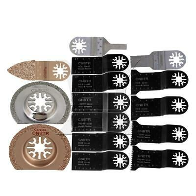 15pcs Common Multifunctional Grinding Stone Multitool Set with Sign