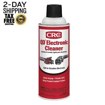 Electronic Contact Cleaner Spray Best Quick Drying Specialist Fix 11 Oz.
